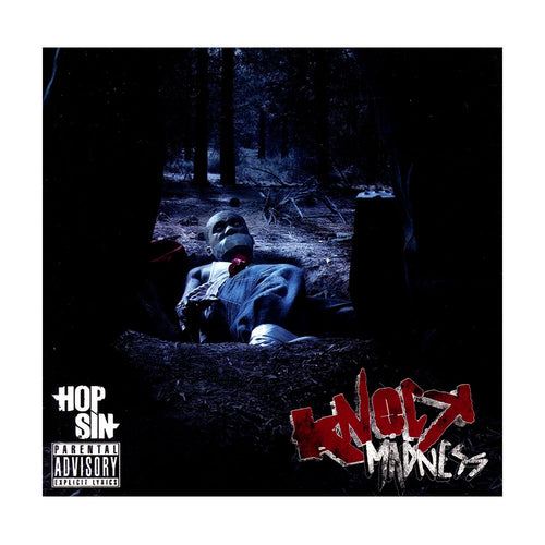 Hopsin Knock Madness Hard Copy CD