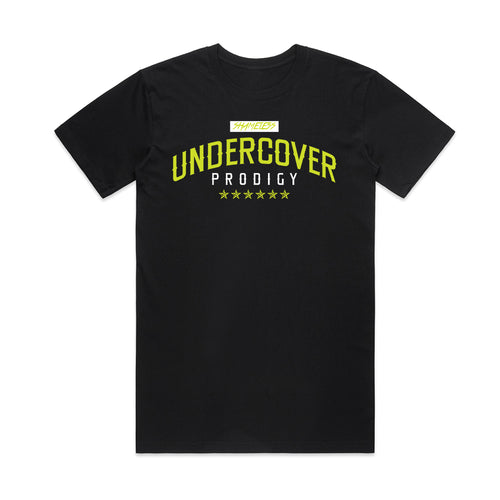 Lime Undercover Prodigy Black T-shirt
