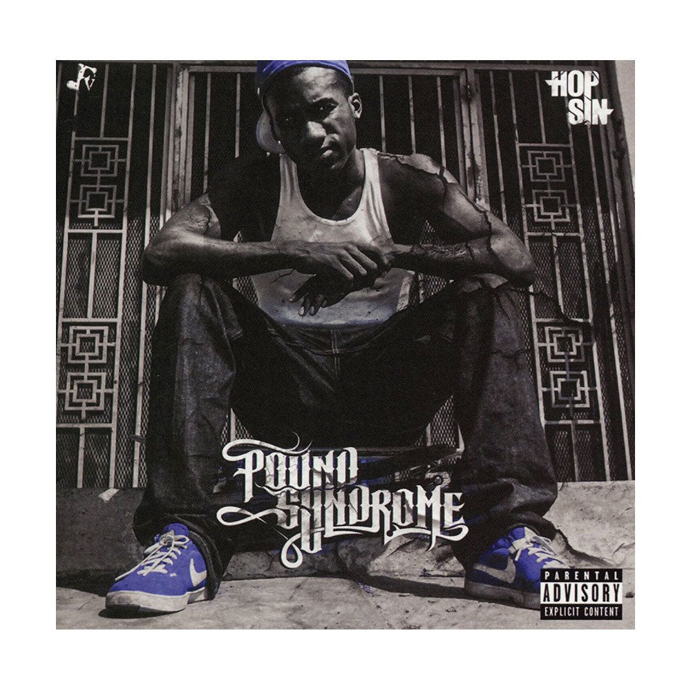 Hopsin Pound Syndrome Hard Copy CD