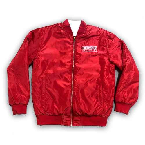 Undercover Prodigy Red Bomber