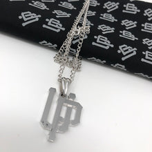 Load image into Gallery viewer, UP Silver Chain Necklace
