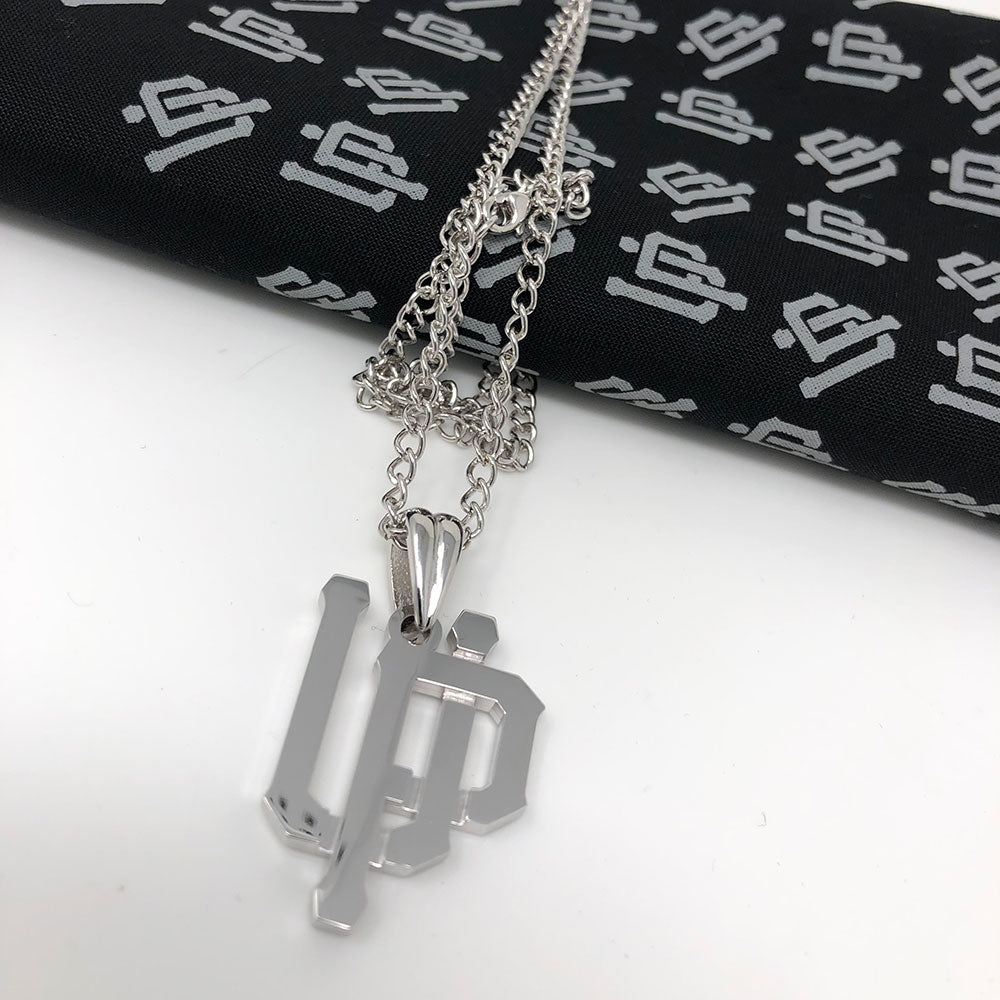 UP Silver Chain Necklace