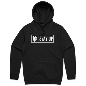 Undercover Prodigy Box Logo Black Hoodie