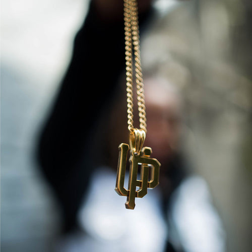 UP Gold Chain Necklace