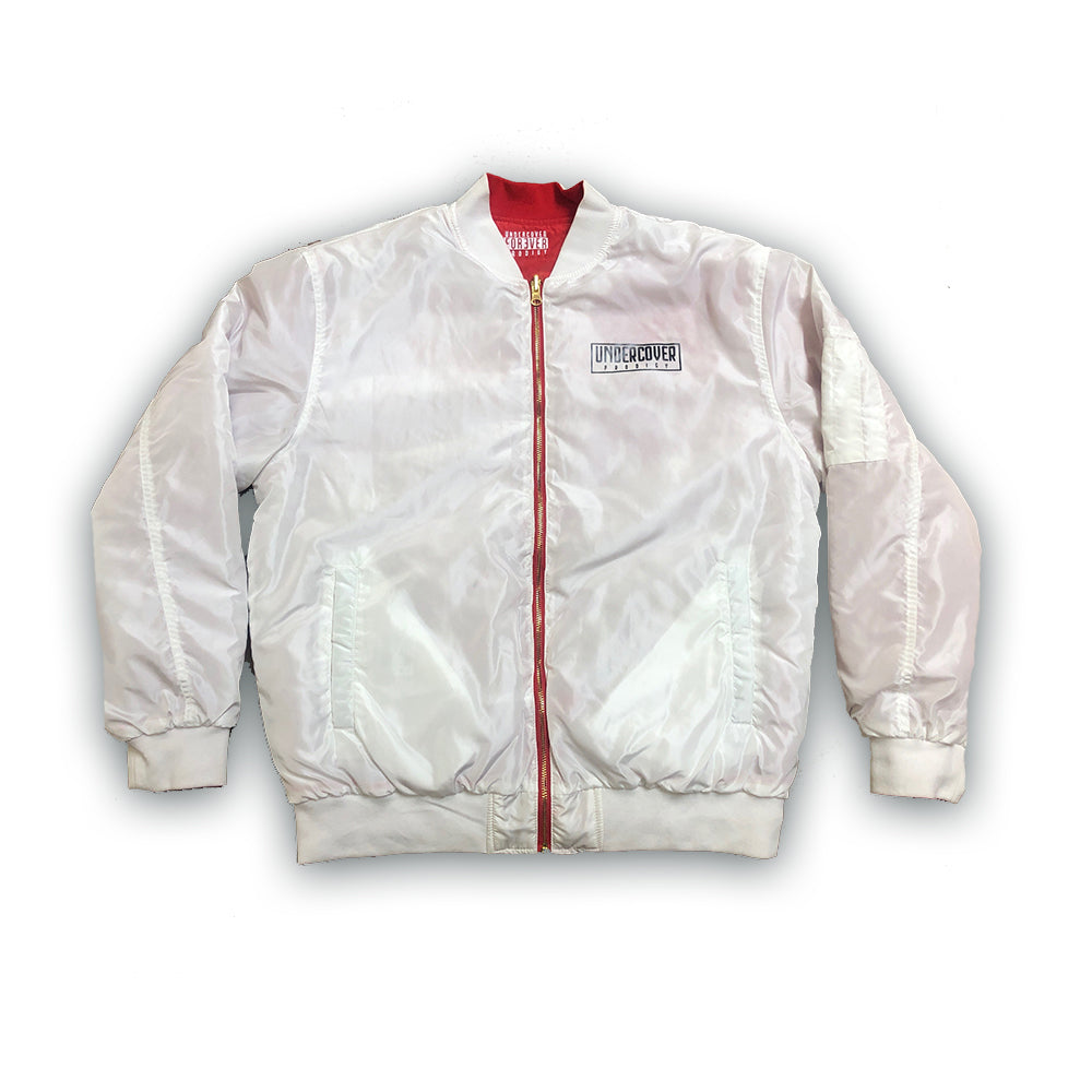 Undercover Prodigy White Bomber