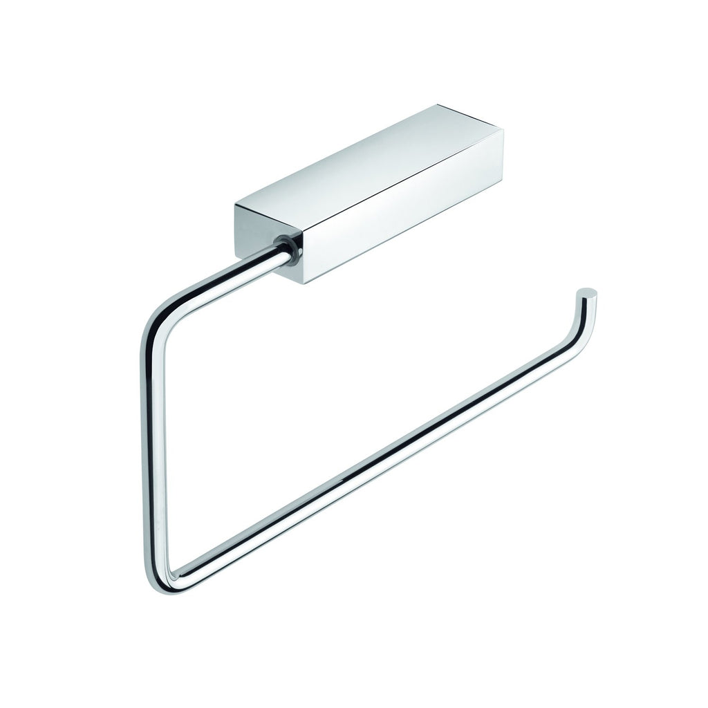 COSMIC Bathlife Towel Ring, Wall Mount, Brass Body, Chrome Finish, 9-1/16 x 4-1/2 x 1-3/16 Inches (2290171)