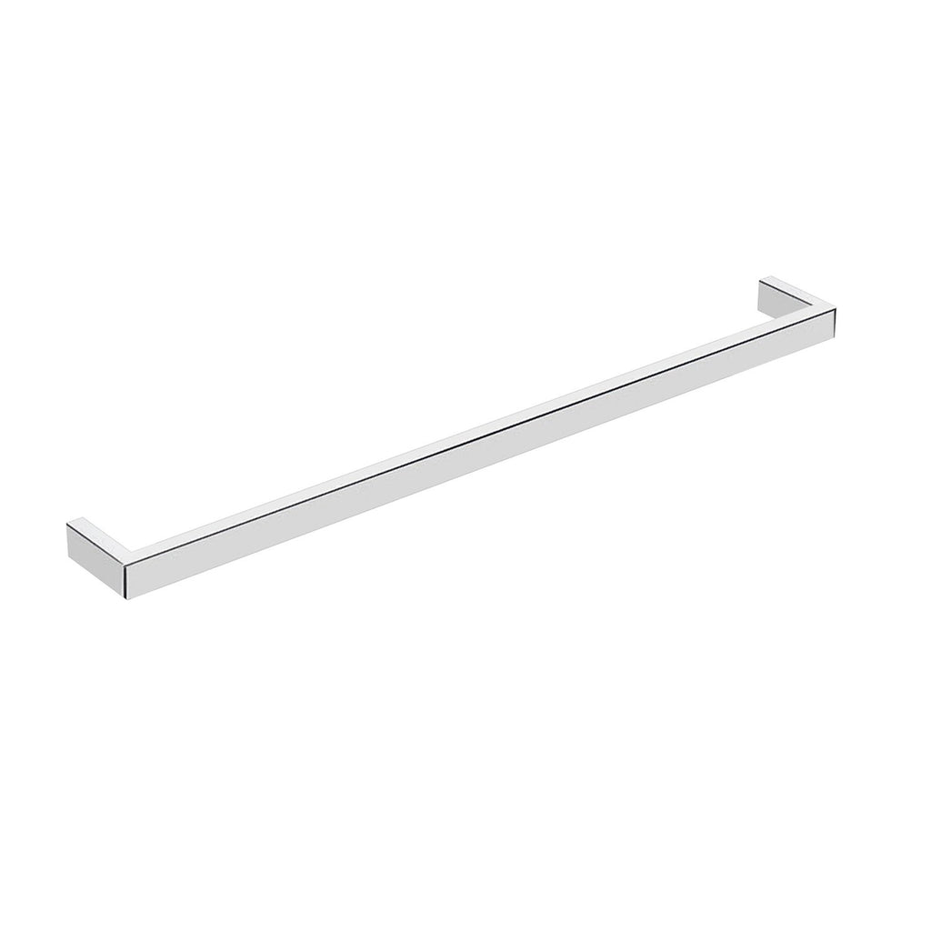 DAX Venice Single Towel Bar, Wall Mount, Brass Body, Brushed Nickel Finish, 23-5/8 Inches (DAX-GDC060167-BN)