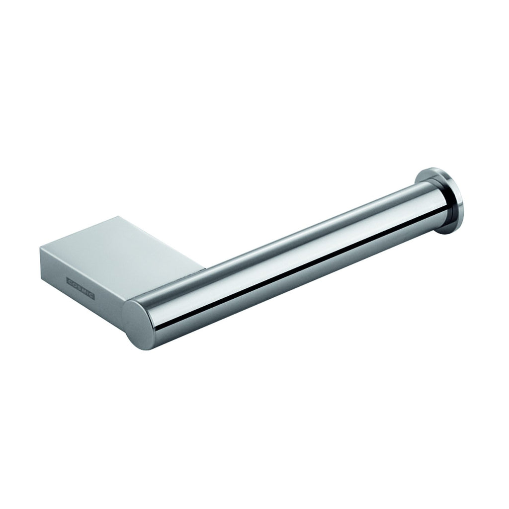 COSMIC Project Toilet Paper Holder, Brass Body, Chrome Finish, 6-11/16 x 1 x 3-3/8 Inches (2510158)