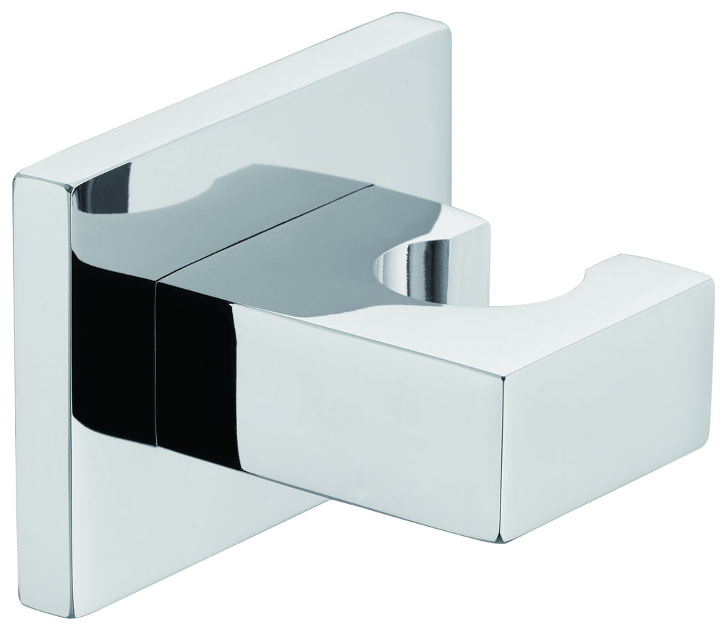 Copy of Dax Brass Square Shower Holder Chrome Finish (DAX-080-CR)