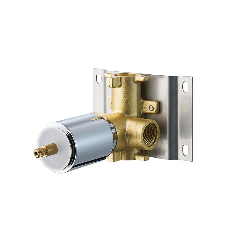Dax Concealed Single Function Diverter  (DAX-1053-CR)