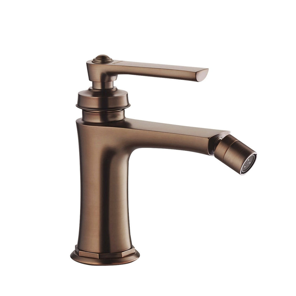 DAX Single Handle Bidet Faucet, Brass Body, Oil Rubbed Bronze Finish, 3-9/16 Inches (DAX-8509-ORB)