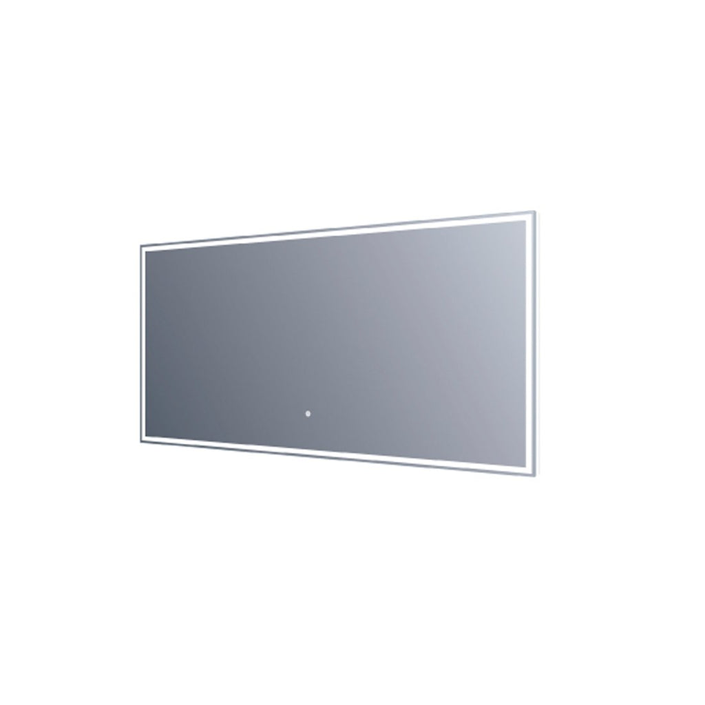 "48"" Mirror with 5000k LED with touch sensor. 48"" x 24"" (DAX-DL7512060)"