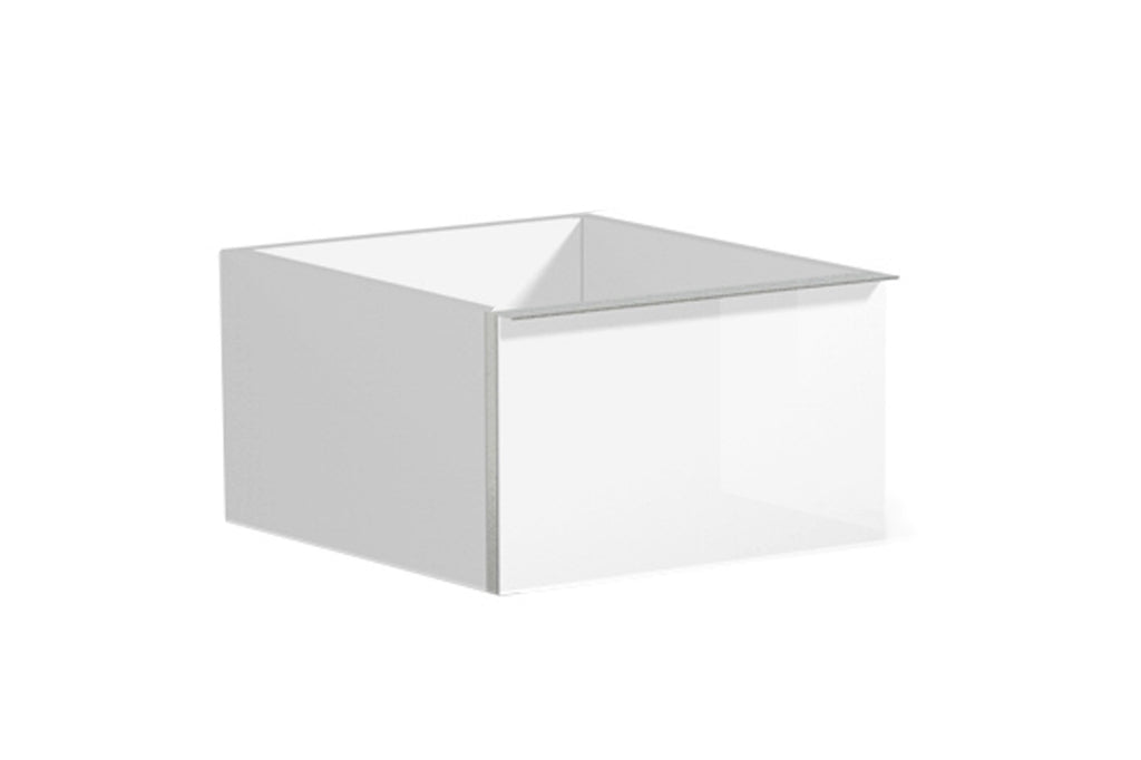 "DAX 14"" Surfside Side Cabinet. White (DAX-SURF051411)"