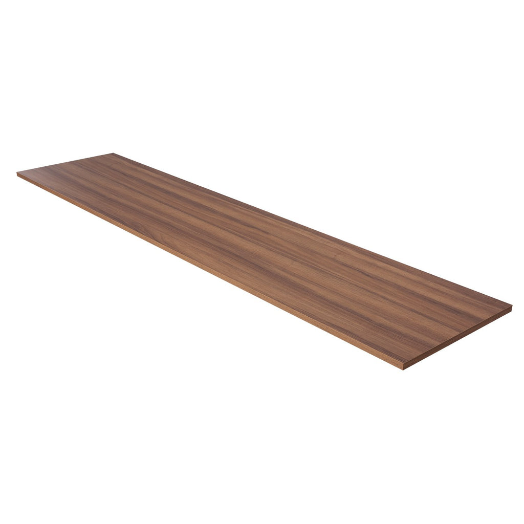 "80"" Wood Finish Top, Deck Mount, Walnut, ZEN Collection by DAX"