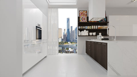 Kitchen Cabinets - Barcelona line