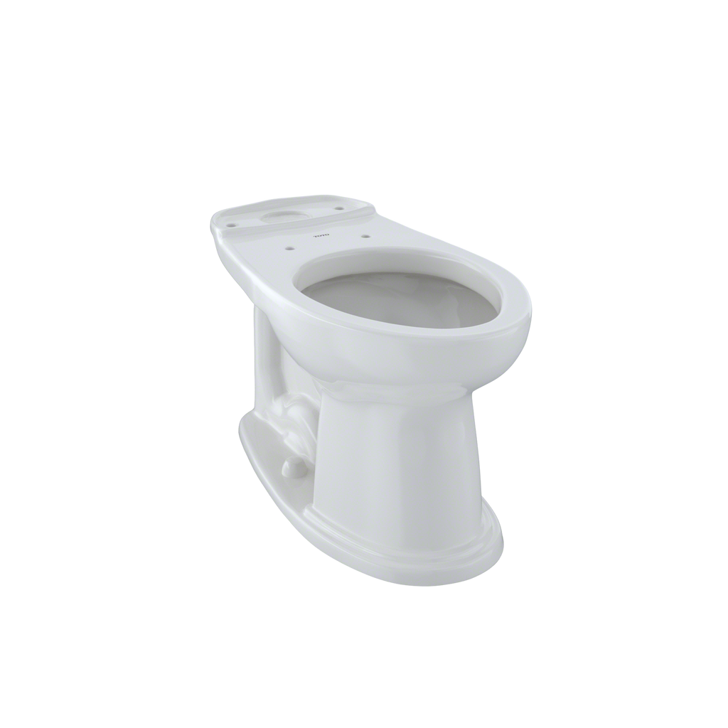 TOTO® Dartmouth® and Whitney® Universal Height Elongated Toilet Bowl, Colonial White - C754EF#11