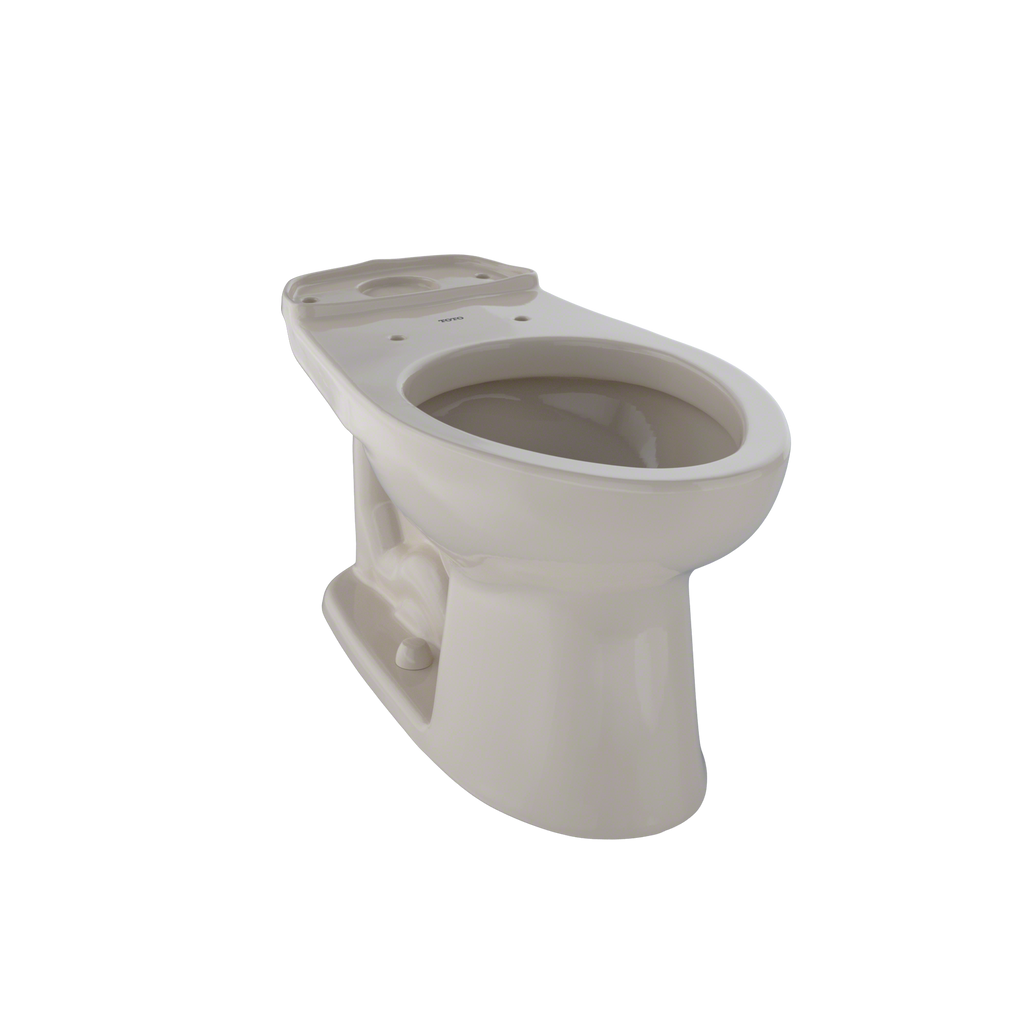 TOTO®  Eco Drake® and Drake® Elongated Toilet Bowl, Bone - C744E#03
