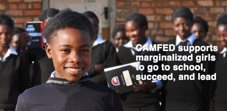 April, May, and June Giving Spotlight: Camfed
