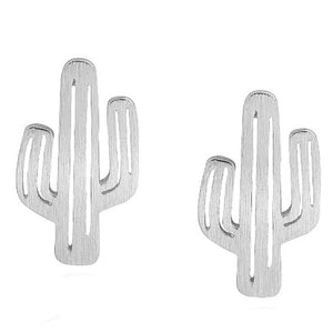 Cactus Earrings - Hey Maisie