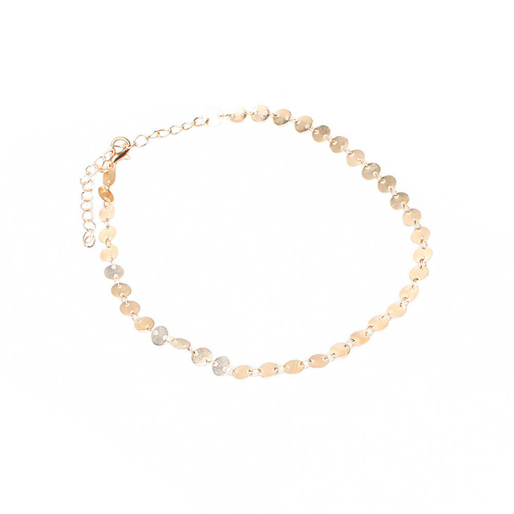 Leslie's Simple Choker Necklace - Hey Maisie