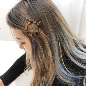 Animal Print Hair Clip Collection - Hey Maisie