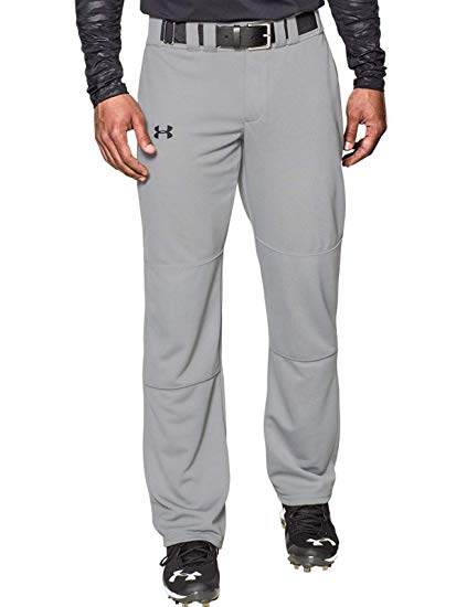 New Under Armour Men's Clean Up Baseball Pants X-Large Gray 1237002
