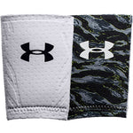 New Under Armour Men's Baseball Wrist Guard Reversible Gray/Camo Small/Medium