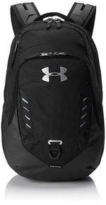 "New Under Armour Unisex Gameday Backpack Black/Gray 19"" x 13"" x 10"""