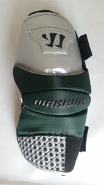 New Warrior MPG 10 Large Lacrosse Arm Pad MAP10 Forest/Silver