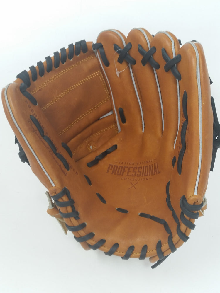 New Easton Professional Collection D45 RHT Baseball Infield Glove 12 Brown/Black