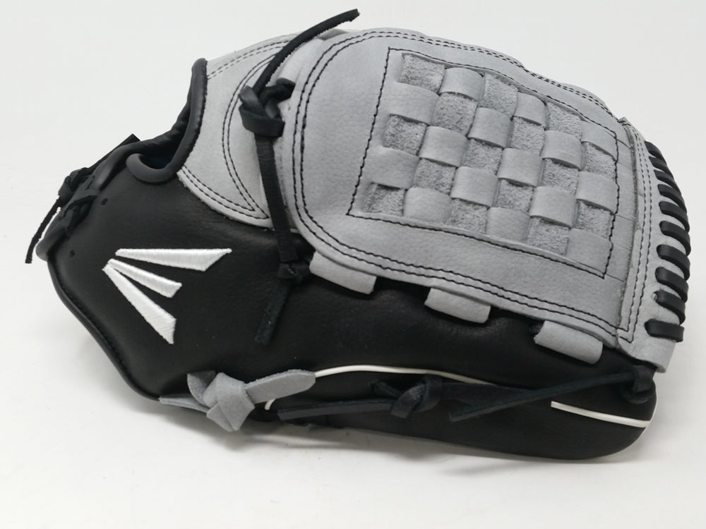 "New No tags Easton Slate Softball Series RHT 12.5"" Fastpitch Glove Slate/Black"