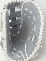 "New no tags Easton Ghost Fastpitch Series 13"" RHT Softball First Base Mitt White"