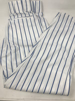 New Rawlings Adult BP95MR Relaxed Fit Baseball Pants XX-Large White/Royal