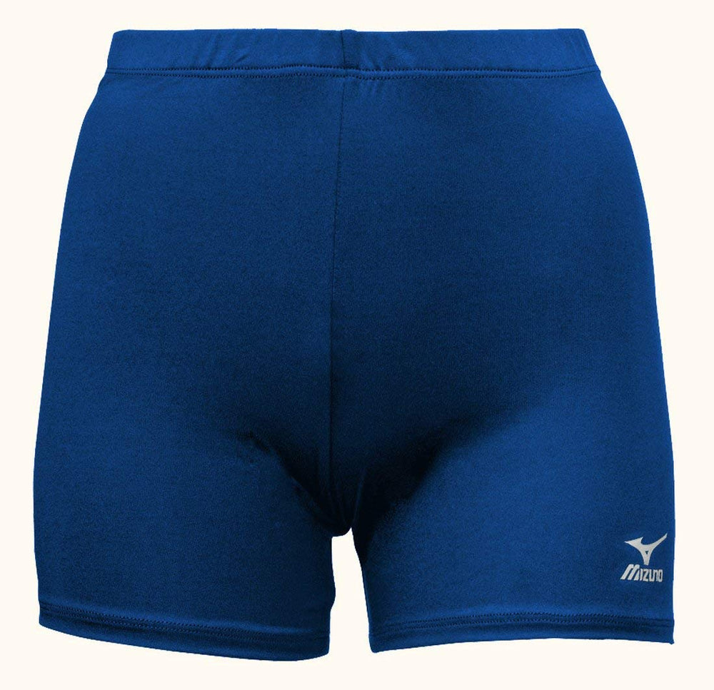 New Mizuno Vortex Volleyball Short Women's 440202 Navy X-Small