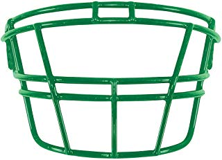 New Schutt Sports DNA EGOP II Carbon Steel Varsity Football Faceguard Green