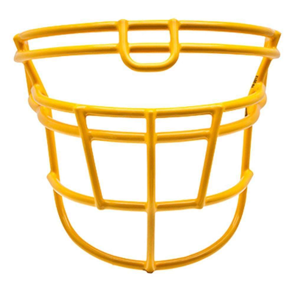 New Schutt Sports DNA RJOP UB DW Carbon Steel Varsity Football Faceguard Gold