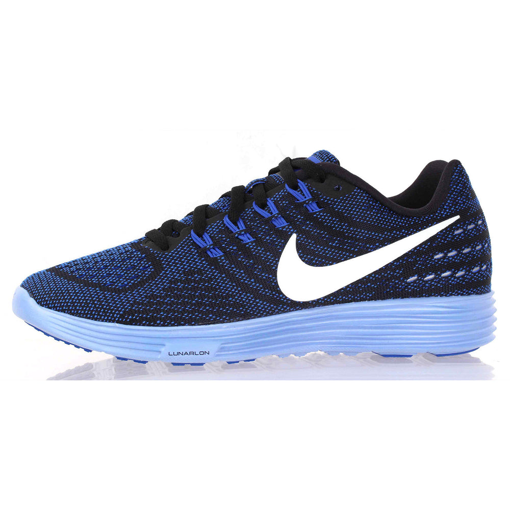 New WMNS Nike Lunartempo 2 818098 Racer Blue/White Womens 11.5 Running Shoes