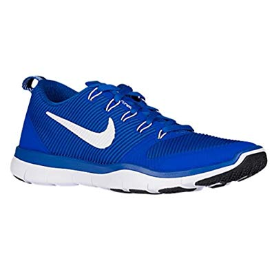 New Nike Free Train Versatility TB Game Royal/White Training Shoes Men 12.5