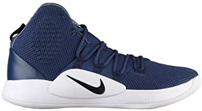 New Nike Hyperdunk X TB Navy/White/Black Men 8.5/Women 10 Basketball Shoes