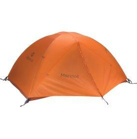 Used BARELY Marmot Aspen 2 Person Tent Sleeps 2 Two large, zippered doors