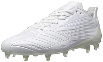 New Adidas Mens 15 adizero 5-Star 6.0 Football Molded Cleats White