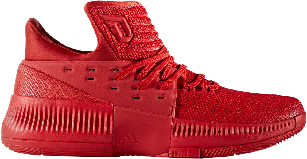 New Adidas Dame  Mens Size 11.5 Basketball Shoe Red BY3192