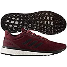 New adidas Response Limited Shoes Men 5.5 Running Shoe Maroon/Black