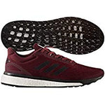 New adidas Response Limited Shoes Men 8 Running Shoe Maroon/Black