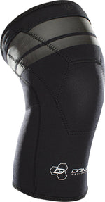 New DonJoy Performance ANAFORM Knee Support Compression Sleeve Black Small 2MM