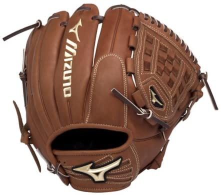 "New Mizuno Global Elite Baseball Glove GGE1BRFR 12"" Brown LHT"