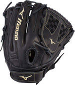 "New Mizuno MVP Prime Series Fielding Glove 12.5"" Softball LHT Black LEFTY"