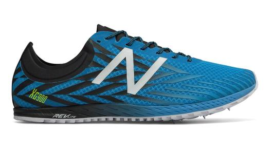 New New Balance MXCS900E Track&Field Spikes Size 12.5 Mens Blu/Blk Cross Country