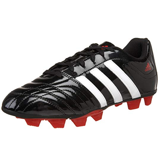 New Adidas Wmns 7 Matteo Nua TRX FG W Soccer Molded Cleat Black/Red