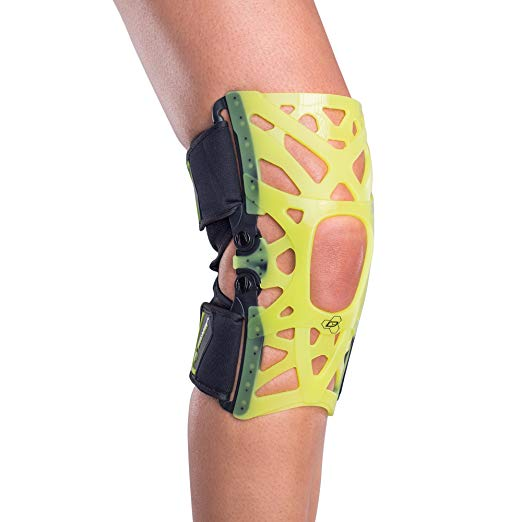 New DonJoy Performance WEBTECH Knee Support Brace w/Compression Undersleeve Lrg